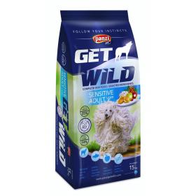 GetWild Sensitive Adult 15kg