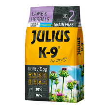 JULIUS K9 Lamb & Herbals PUPPY/JUNIOR