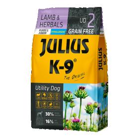 JULIUS K9 Lamb & Herbals PUPPY/JUNIOR