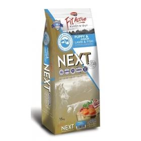 FitActive NEXT Lamb & Fish PUPPY 15kg
