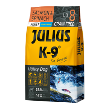 JULIUS K9 Salmon & Spinach